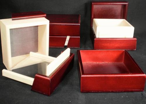 Large Wood Kief Box