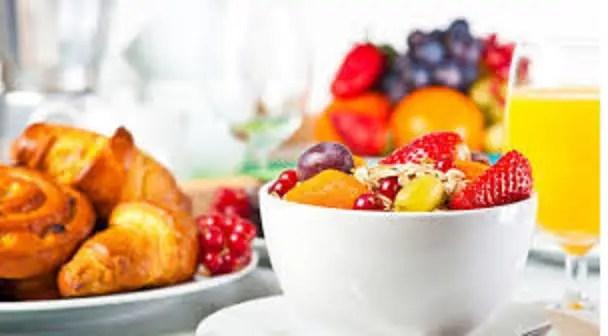 Les produits- sucrés- dans -une- alimentation- saine