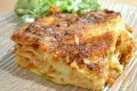 recette lasagne vege