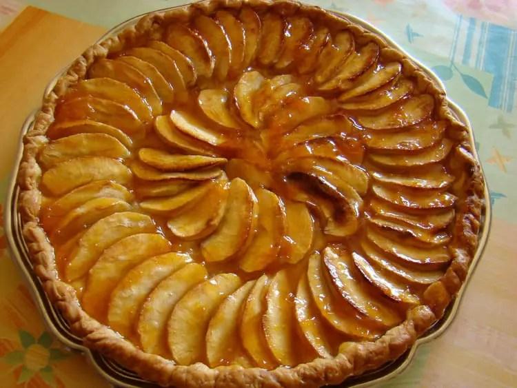 -Tartelettes -pommes