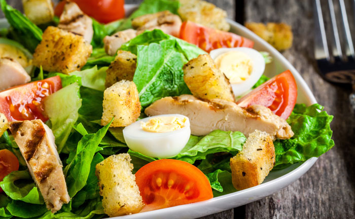 salade- cesar