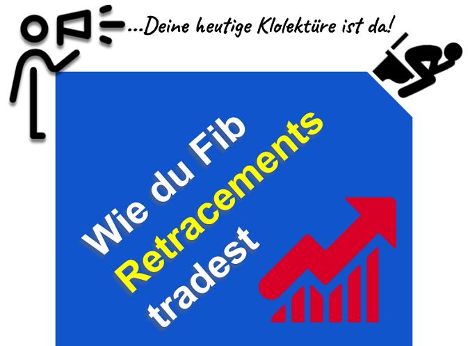 Retracement Trading mit Fibonacci – so geht's
