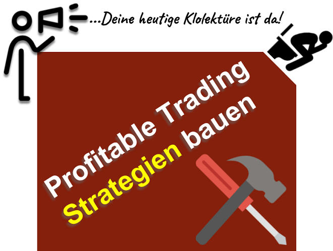 Profitable und erfolgreiche Top Trading Strategien entwickeln