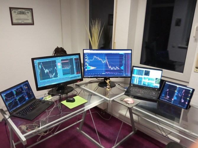 Prop Trading mit dem Heldentrader Pro und Tradingview Trader Workstation