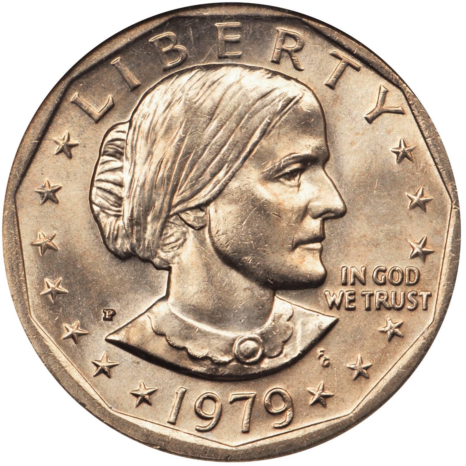 Value Of Wide Rim Susan B Anthony Dollar