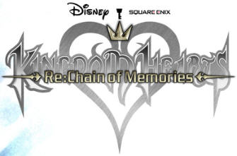 Kingdom Hearts Re: Chain of Memories Logo