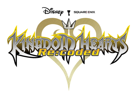 Kingdom Hearts Re:Coded Logo