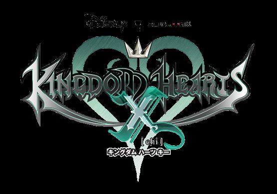 Kingdom Hearts X[chi] Logo