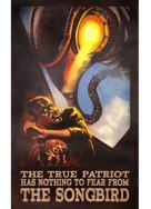 BioShock Infinite Songbird Poster