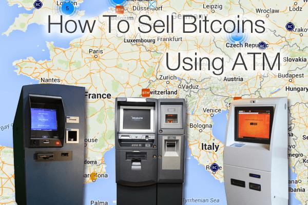 How To Bitcoins Using Bitcoin Atm Blog Coin Radar