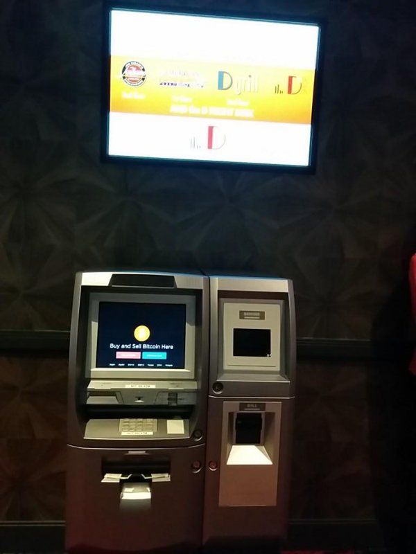 Bitcoin Atm In Las Vegas The D Las Vegas Casino