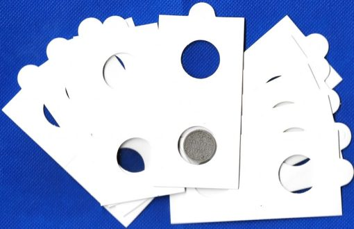 Small Size Coin Holder - 10 Holder Set - 20 mm