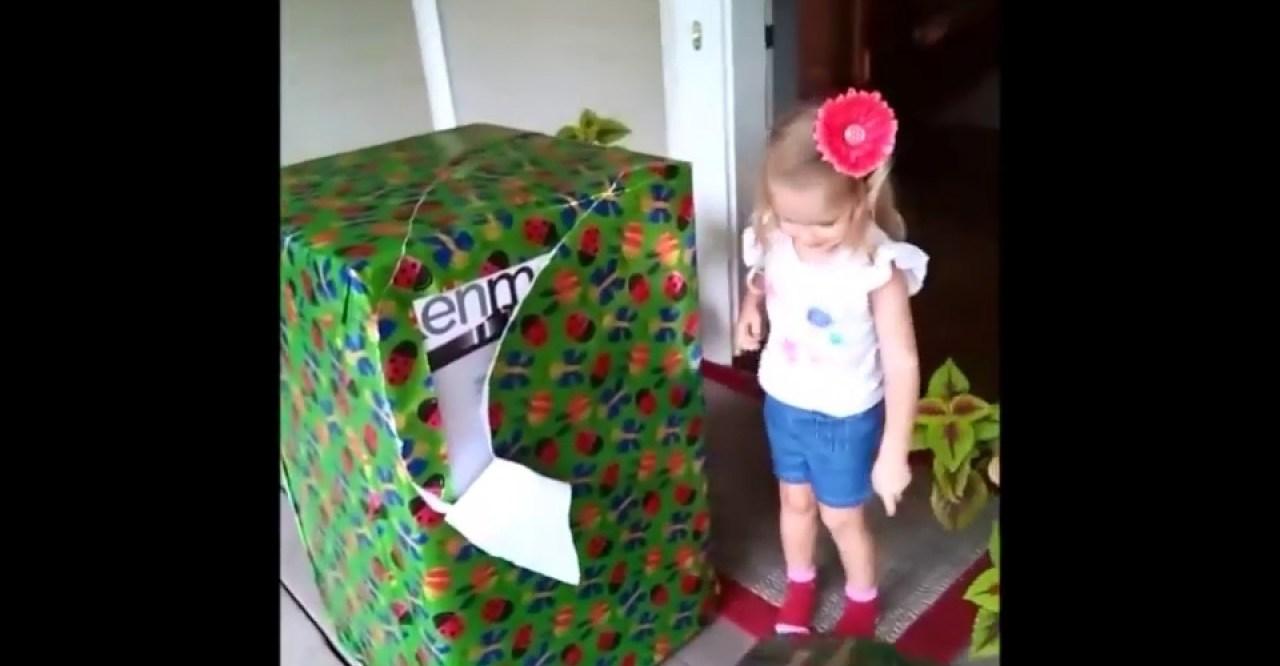 Un papa militaire fait une inoubliable surprise à sa fille pour son anniversaire