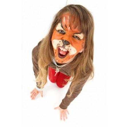 Comment réaliser un déguisement d'enfant tigre ?