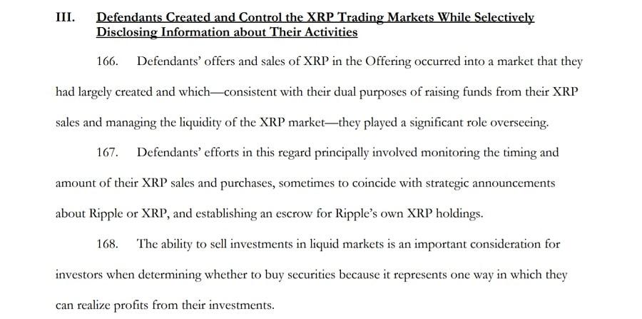 Ripple Hides XRP Sales