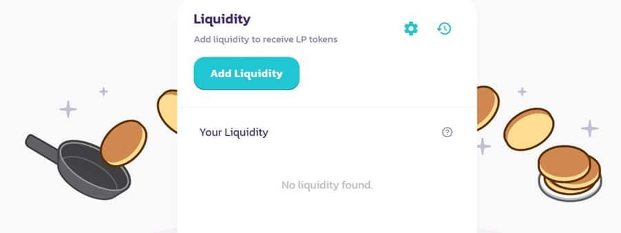 Add Liquidity
