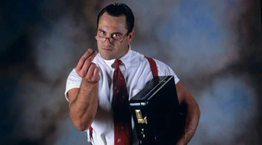 IRS the wrestler