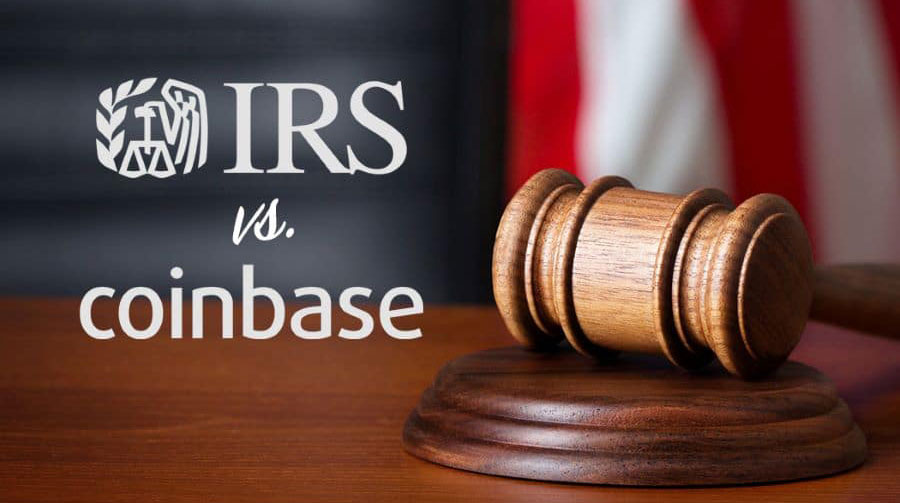 IRS vs. Coinbase