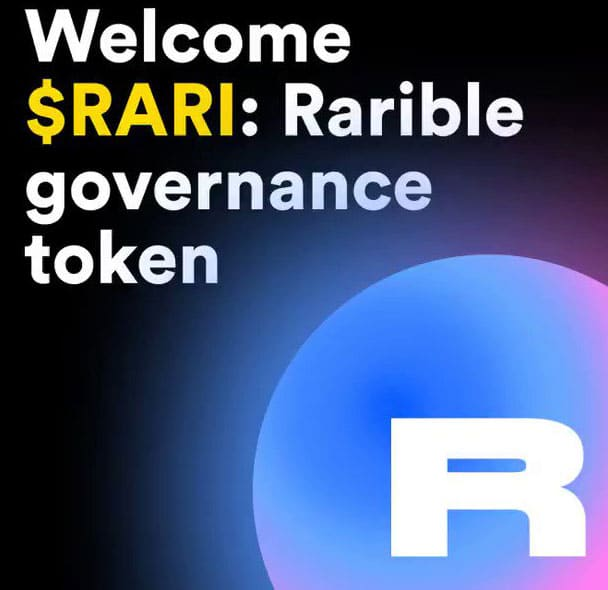RARI Token Overview