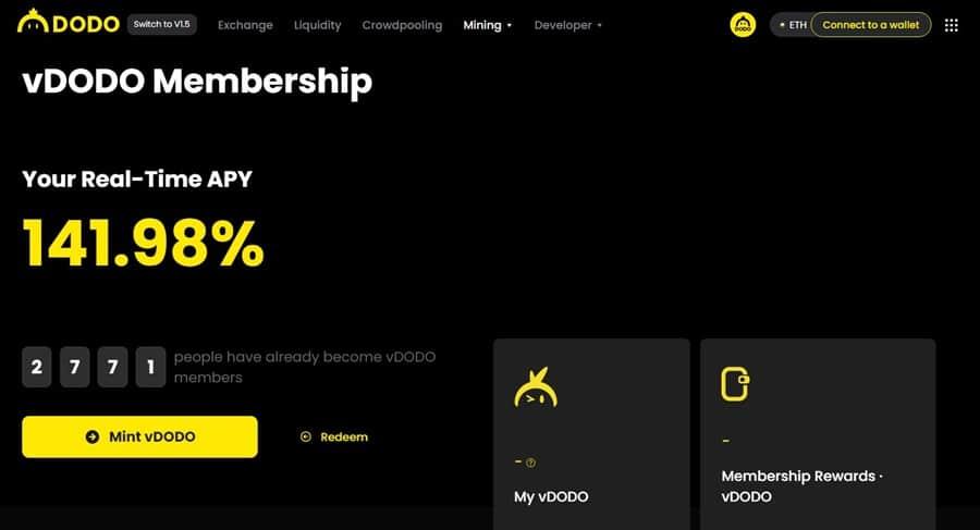 DODO Membership