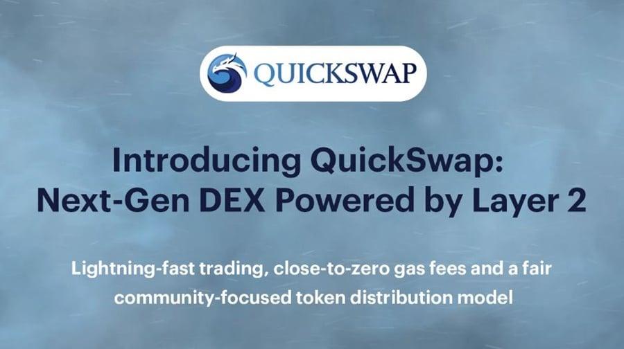 QuickSwap Layer 2