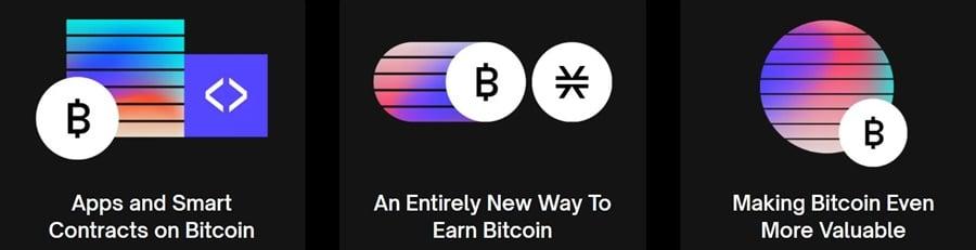Stacks and Bitcoin