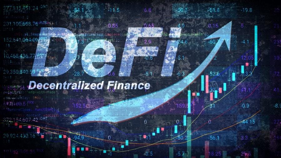 DeFi Decentralised Finance