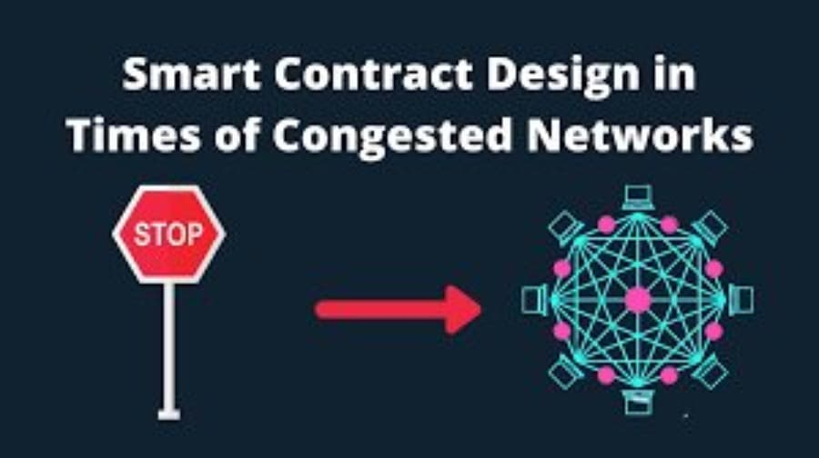 Smart Contracts In Times Of Congestion