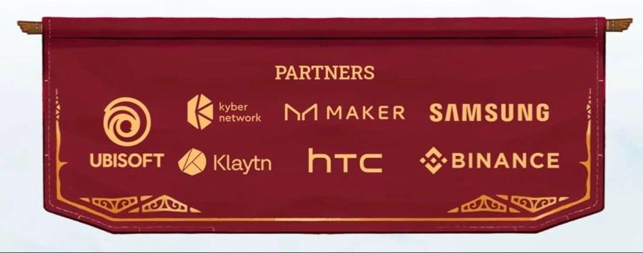 Axie Infinity Partners