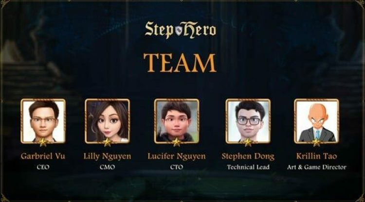 Step Hero Team