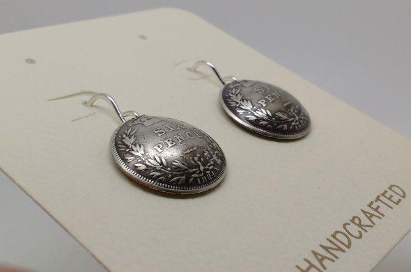 1884-UK-silver-6-pence-earrings-1