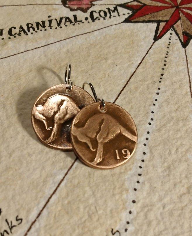 Australian-Penny-KGVI-punch-outs-coin-earrings-1