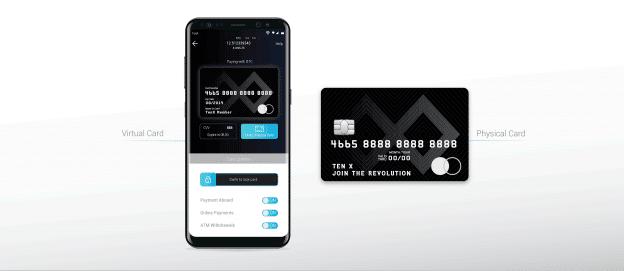 TenX cards