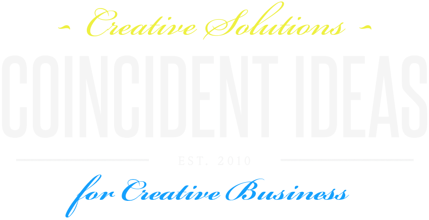 Coincident Ideas: creative solutions for creative business.