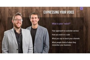 Finding Your Voice video image