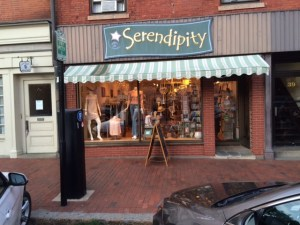 Portsmouth, New Hampshire clothing store