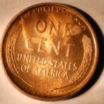 1909 VDB Lincoln Wheat Cent