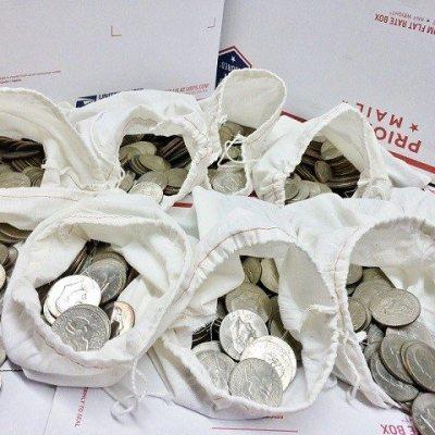 eisenhower dollar coins collection