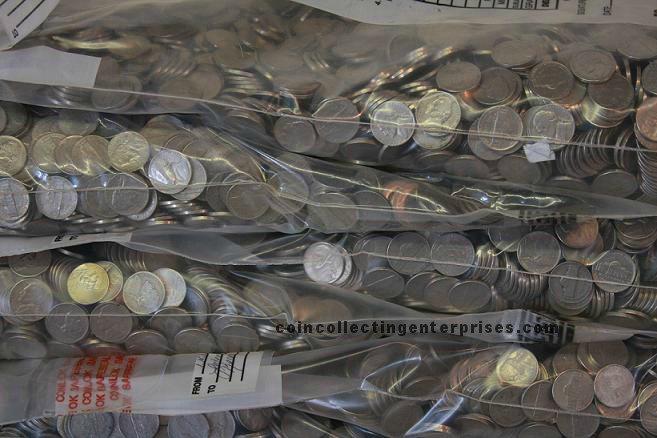 copper nickels bags