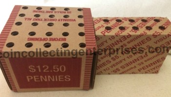 New 2017 Pennies Cents P Mint Combo Boxes 1