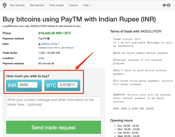 buy bitcoin with payment wallets