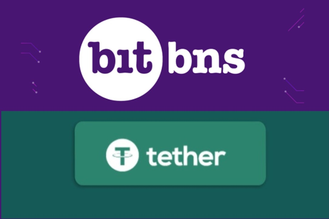 bitbns exchange lists USDT tether in India