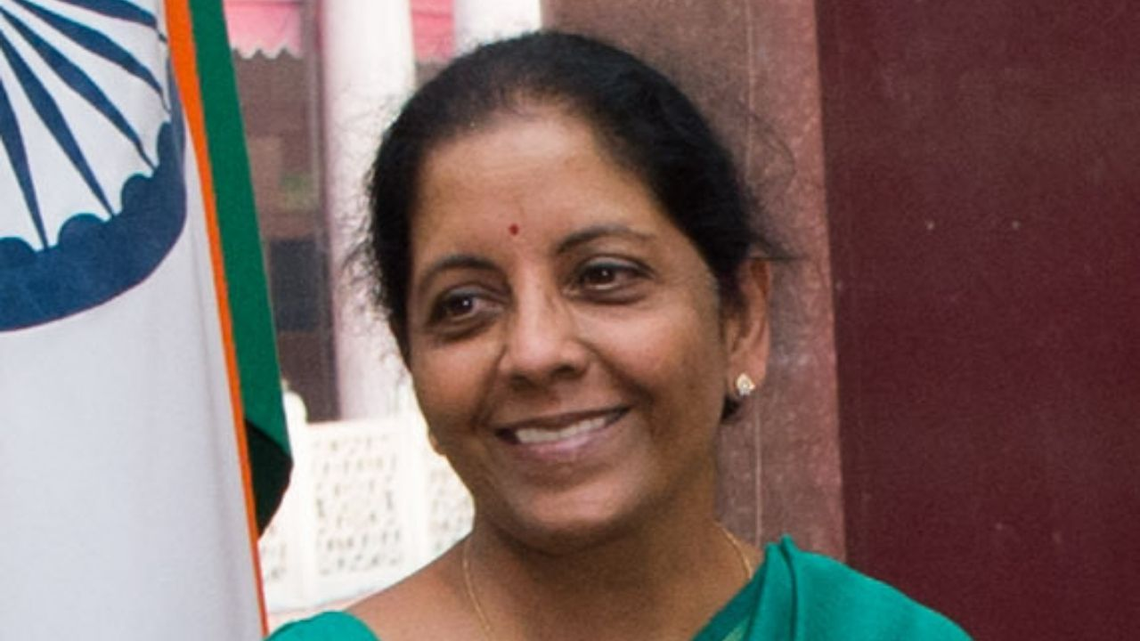 nirmala sitharaman says crypto report best