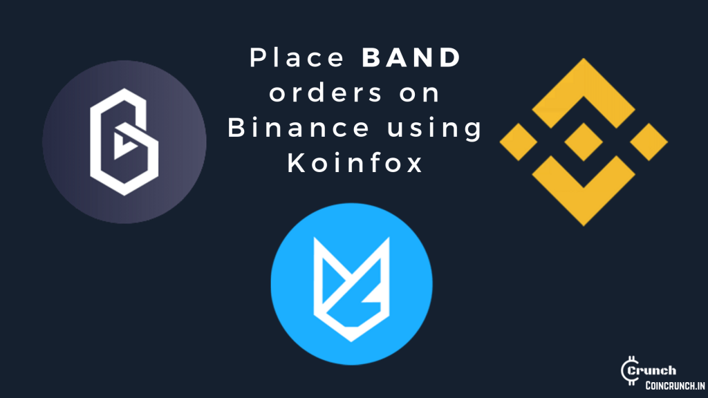 band protocol preorders started on koinfox for binance