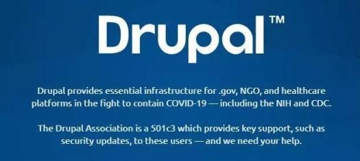 Choisir WordPress - Drupal
