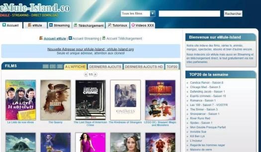 meilleur site de téléchargement - zone-téléchargement - emule island