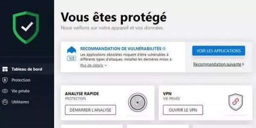 meilleur antivirus pour pc - bitdefender