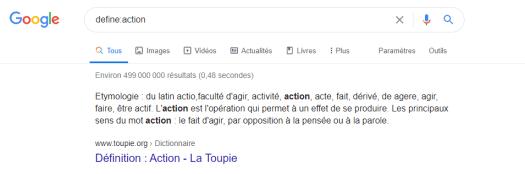 operateur google