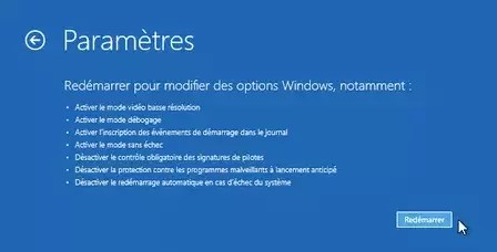 options Windows