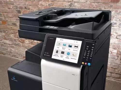 Photocopieur Bizhub C250i